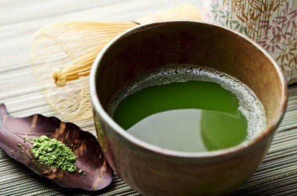 Matcha zeleni čaj