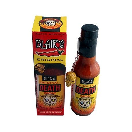 Blair's Death 4 LJUTI ČILI UMAK 150 ml