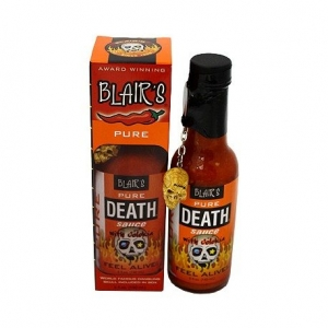 Blair's Death 6 LJUTI ČILI UMAK 150 ml