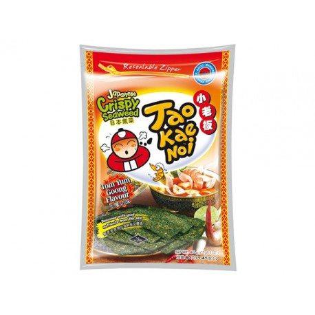 HRSKAVE ZELENE ALGE Tom Yum Koong 40 g