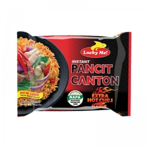 INSTANT Chilli Pancit Canton TJESTENINA 60 g
