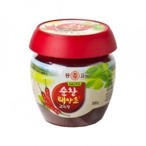 KOREJSKA ČILI PASTA 500 g