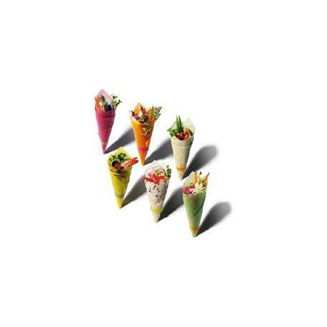 LISTOVI OD SOJE ZA Maki Sushi - ORIGINAL (20 LISTOVA) 80 g