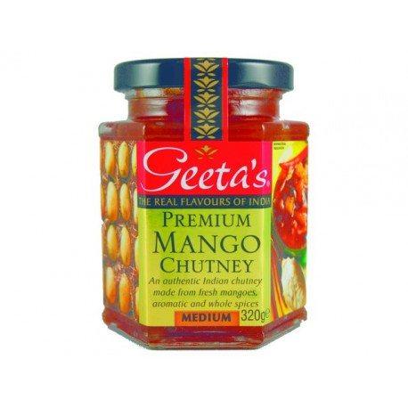 PREMIUM MANGO CHUTNEY 320 g