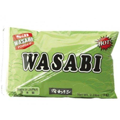 Wasabi JAPANSKI HREN U PRAHU 1 kg