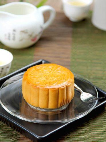 Kineski mooncake kolačić