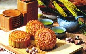 Moon festival - mooncake