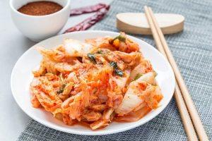 Kimchi kiseli kupus