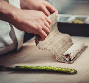 Priprema sushija