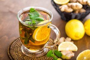 čaj od đumbira s medom
