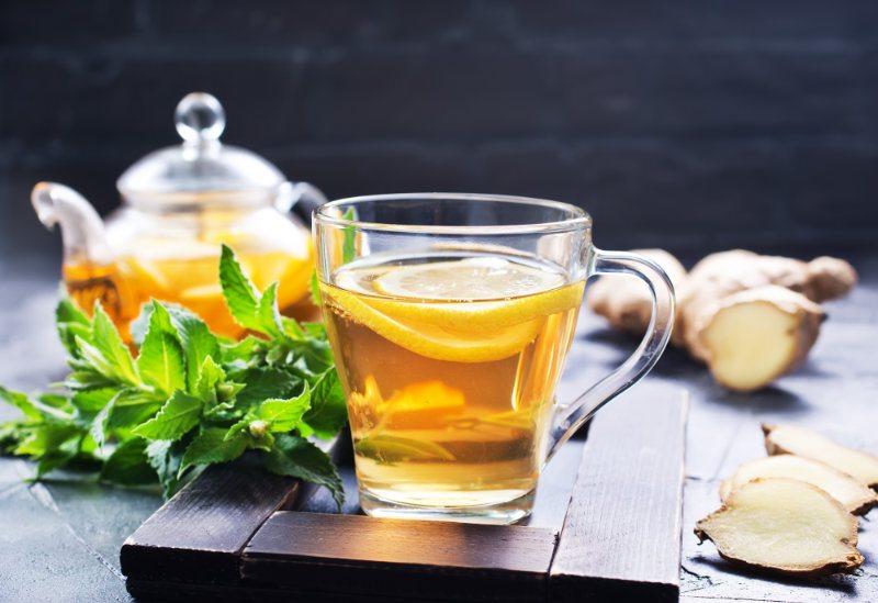 Čaj od svježeg đumbira