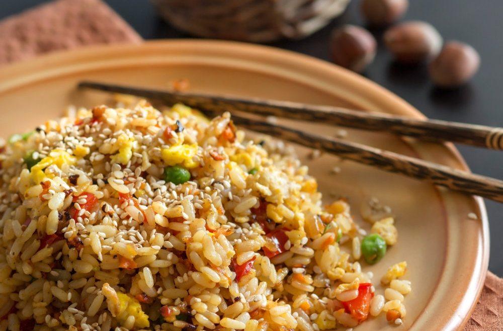 Pržena riža – kao prilog ili glavno jelo