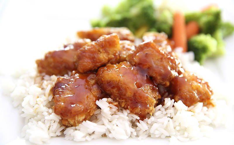 Piletina u slatko kiselom umaku – Fino i brzo