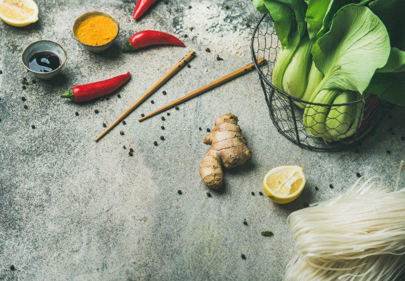 4 kuhinje kineskih pokrajina