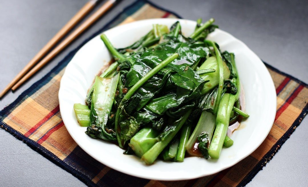 Miješano azijsko povrće kao prilog za gotovo svako jelo