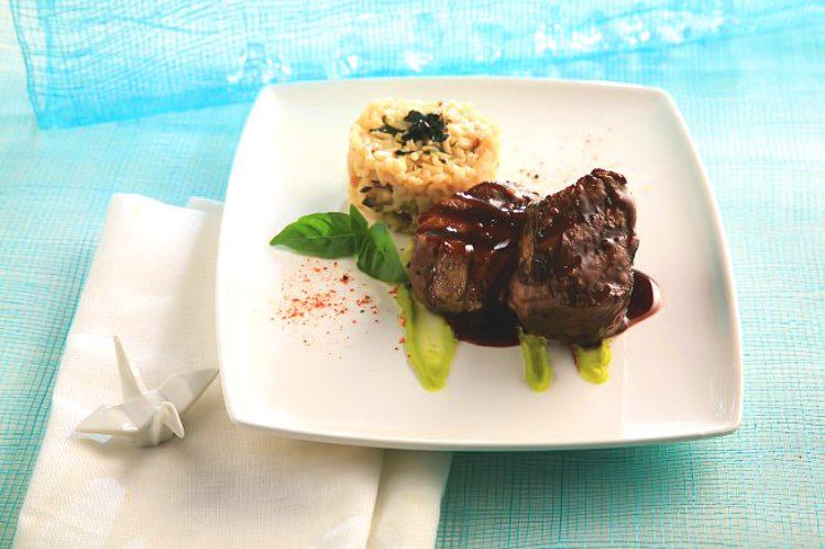 BBQ Wasabi beef steak | Recept za nešto jako fino